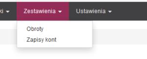 inflow menu